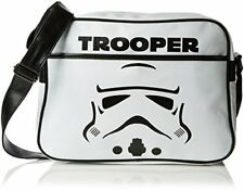 Star Wars Storm Trooper Sac À Bandoulière (blanc)