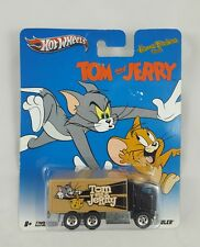 Hot Wheels Tom And Jerry Hiway Hauler with Real Rider Tires