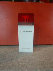 Dolce & Gabbana 8.4 oz LAIT DOUCEUR SENSUEL( Perfumed Body Milk-Lotion) Vintage
