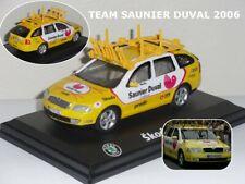 Skoda Octavia Combi TEAM SAUNIER DUVAL Tour de France Cycliste 2006