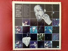 CHARLES MINGUS Three Or Four Shades Of Blues ATLANTIC LP NM/VG+