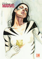 2008 Women of Marvel BASE Trading Card #78 WHITE TIGER Daredevil