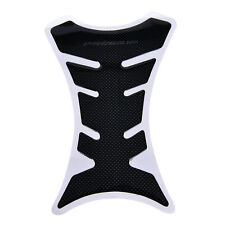 Carbon Fiber Tank Pad Tankpad Protector Sticker Motorcycle Universal Fishbone PT