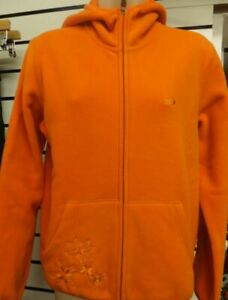 Fleece Jacket with Hood Now Half Price - Various Colours