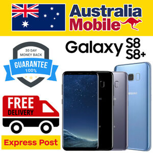 AS GOOD Samsung Galaxy S8 S8 Plus SM950/955 Unlocked  Android Smartphone