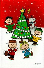 PEANUTS, SNOOPY CHRISTMAS CARD 2019, DIE CUT, COLLECTIBLE ITEM, HALLMARK