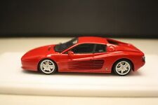 1/43 BBR Ferrari Testarossa 512 TR Red Last one !!! AMR Le Phoenix D&G