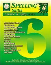 Spelling Skills, Grade 6 (Practice & Apply)