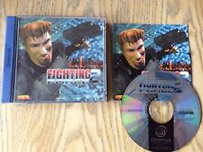 Fighting Force 2 Dreamcast Game! Complete! Look At My Other Games!