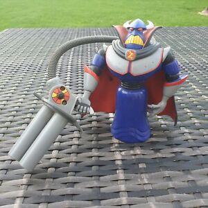 2001 Hasbro Disney Toy Story - Evil Emperor Zurg - Original Action Figure Doll