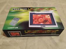 MINI TELEVISORE TV LCD DIGITALE DA 5 POLLICI CON AMPIO ANGOLO DI VISUALIZZAZIONE