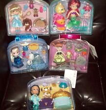 Lot ALL 13 Disney Animator Mini Doll Sets All NIP