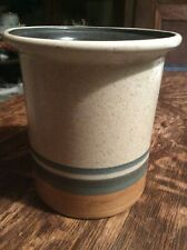 Vintage Israel Lapid Pottery Vase/Jar, Signed & Numbered
