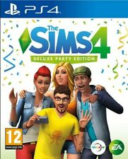 Sims 4 - Party Deluxe - PS4 📥