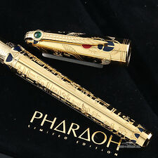 S.T. Dupont Pharaoh Limited Edition Fountain Pen - M - #1315/2575