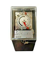 Ancien commutateur horaire Landis & Gyr Suisse KVC1 collection déco vintage