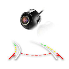 Car Dynamic Trajectory Moving Guide Line Rear View Reverse Backup Camera 02