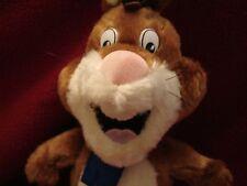 """Nestle Nesquik Bunny Rabbit 2009 Bendable Ears 14"""" Soft Plush """"N"""" Necklace MINT"""