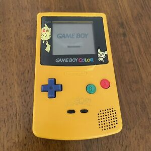pokemon limited edition gameboy color