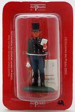Figurine Del Prado Officier Landwehr de Carinthie Autriche 1809 Figuren