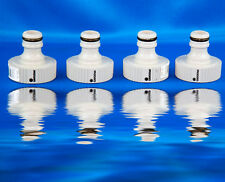"""4x GARDENA Hahnstück G 1"""" 33,3 mm Ideal bei Einsatz von Pumpen Wasserpumpe Pool"""