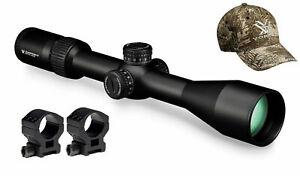 Vortex Optics 6-24x50 Diamondback Tactical FFP MRAD Riflescope w/ Vortex Rings