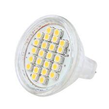 MR11 GU4 Warm White 24 SMD LED Office Spot Light Lamp Bulb Energy Save 12V N5Y9