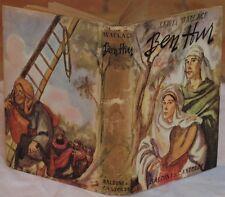 LEW WALLACE BEN-HUR ROMANZO STORICO ANNI '50 COMPLETO BALDINI E CASTOLDI