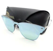 e6dfdf64c3 Ray Ban Sunglasses Blaze Clubmaster Silver Dark Green Rb3576n 042 30 41 140