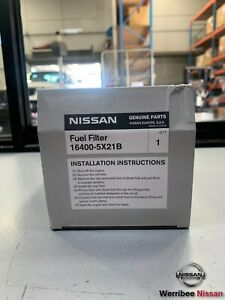 GENUINE NISSAN NAVARA D40M PATHFINDER R51M V9X FUEL FILTER STRAINER 16400-5X21B