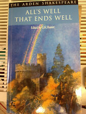 All's Well That Ends Well: Second Series (Arden Shakespeare): By William Shak...