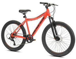Genesis 92666 26 inch Saracino Mountain Bike - Red
