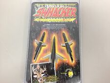 1 Pack 100 Grain 2 Blade Swhacker Broadheads , Expandable 1 3/4 Friday End