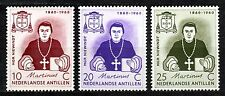Dutch Antilles - 1960 Mgr. Niewindt Mi. 106-08 MNH