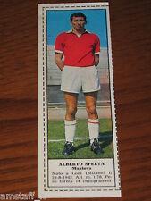*ALBERTO SPELTA MANTOVA=FIGURINA=1966/67=ALBUM FIGURINE CALCIATORI TEMPO