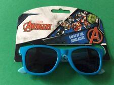 Kids Sunglasses Boys Marvel Avengers Blue Sunglasses NEW