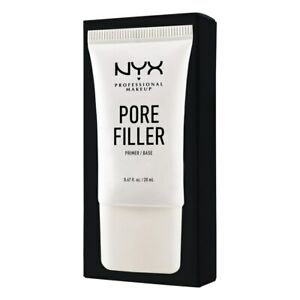 NYX PROFESSIONAL MAKEUP Pore Filler Primer Base 0.67 fl. oz Vegan Formula NEW