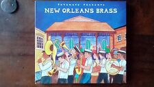 NEW ORLEANS BRASS CD JAZZ