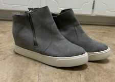 Women's Cindy Wedge Sneakers Size 10 - Universal Thread™