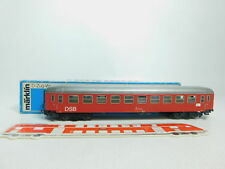 bl697-0, 5 # MÄRKLIN H0/AC 4045 Tin Cars With Interior Lighting DSB OVP
