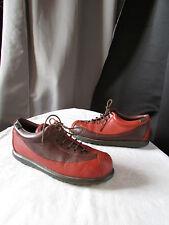 chaussures camper cuir marron/caramel pointure 37