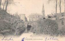 Valenciennes la tour de la rhonelle