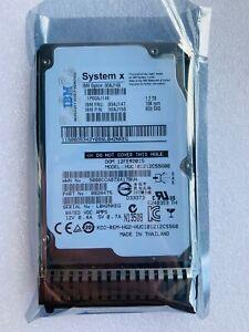 IBM 00AJ146 1.2TB 10K 6GBPS SAS 2.5 G3 HS HDD 00AJ147 00AJ150 x3850X6 x3500M5