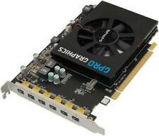 Sapphire GPRO 6200, 4GB GDDR5, 6x mDP Grafikarte
