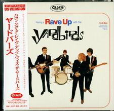 YARDBIRDS-HAVING A RAVE UP WITH THE YARDBIRDS-JAPAN MINI LP CD BONUS TRACK C94