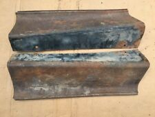 1928 1929 1930 1931 MODEL A AA FORD TRUCK RUNNING BOARD SPLASH APRONS WEAVER 30