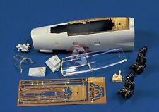 Verlinden 1/48 Grumman F-14 Tomcat Cockpit Detail Set (for Hasegawa) [w/PE] 428