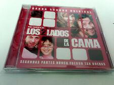 """ORIGINAL SOUNDTRACK """"LOS 2 LADOS DE LA CAMA"""" CD 17 TRACKS BANDA SONORA BSO OST"""