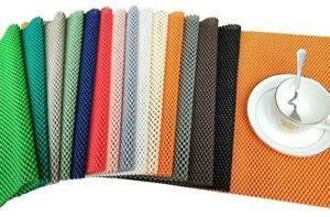 Non Slip liner Grip Mat Anti Slip Kitchen Draw Under Carpet Shelf Large 30×80 CM