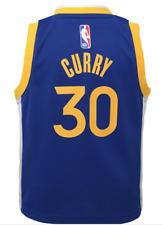 Golden State Warriors Stephen Стеф карри, НБА, баскетбол малыша голубой Джерси